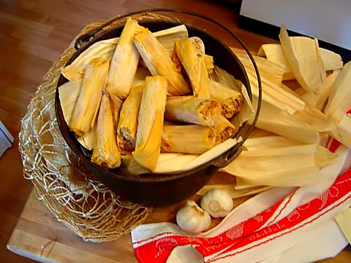 Tamales - Dont they look delicious!