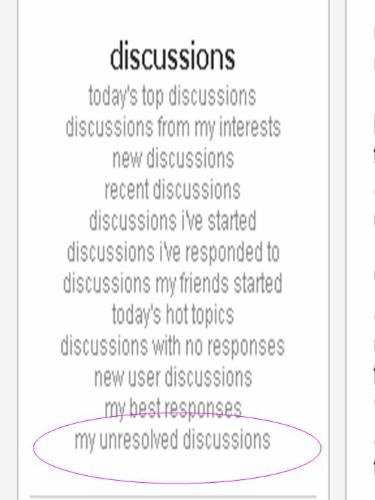 unresolve discussions - my unresolve discussions