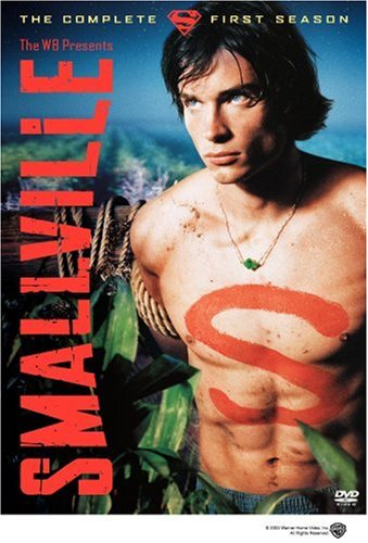 smallville - the first season poster