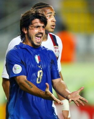 Gattuso - The best palyer