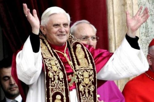 Pope Benedict 16° - Image of Pope Benedict XVI