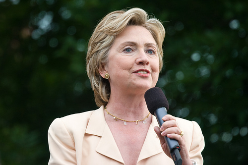 Hillary Clinton  - this is hillary clinton Image