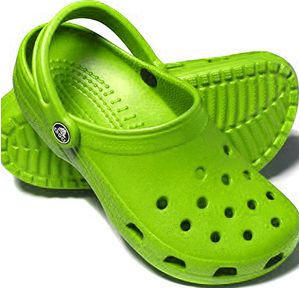 """Crocs"" sandals - an ugly pair of ugly crocs"