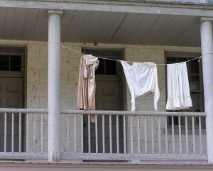 Clothesline - Laundry Day!