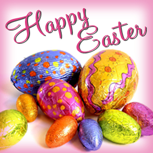 Easter Eggs - Happy Easter, easter eggs/candy