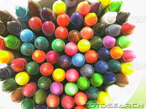 Crayons - I love this picture! I think it is super cute. Maybe it's because I love color and crayons? I dunno. I use to, and still do, love going school supply shopping and buying a new pack. haha. I would always talk my mom into getting me the 92 (or was it 94) pack also!