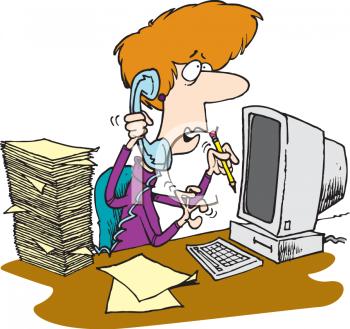 multitasking - multitasking woman