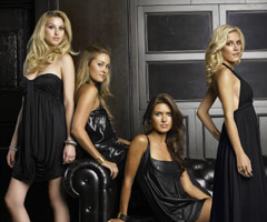 The Hills MTV - The Hills Season 4
