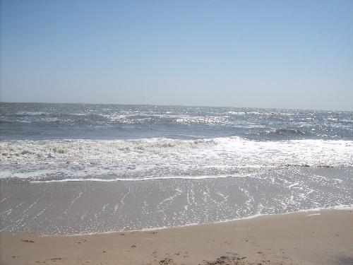 Assateague National Seashore - Assateague National Seashore located on the Delmarva portion of the East Coast