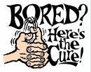 bored - feeling bored