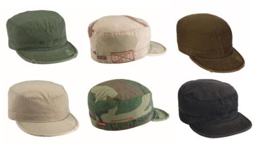 Hats - This is just a picture of some hats.