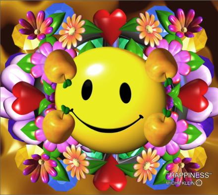 happiness - happy