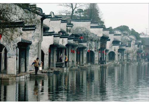 from my hometown - Nanxun...small town with beautiful scene...