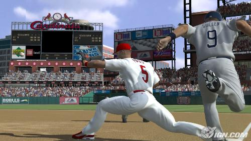 MLB 08 The Show - MLB 08 the show pic