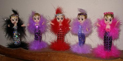 Cupie Dolls - My little collection of cupie dolls
