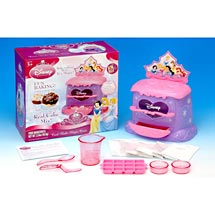 Disney Princess Oven - Let your child bake with ice cubes!