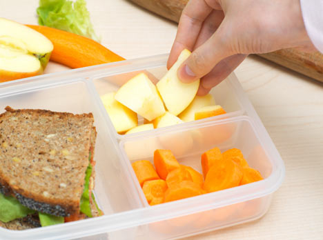 Packed Lunches  - Will someone bringing you packed lunches almost everyday do you good or not? Is there a hidden agenda, or is it just pure kindness on the person's part?