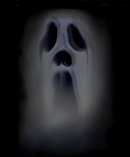 ghost  - this is the picture of a ghost. it is graphically made.