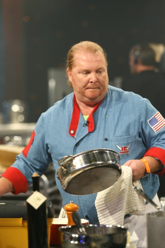 mario batali - one of the best iron shef