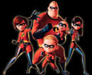 The incredibles - The incredibles family..