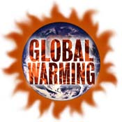 Global Warming - A seal that we are now entering a very bad situation.