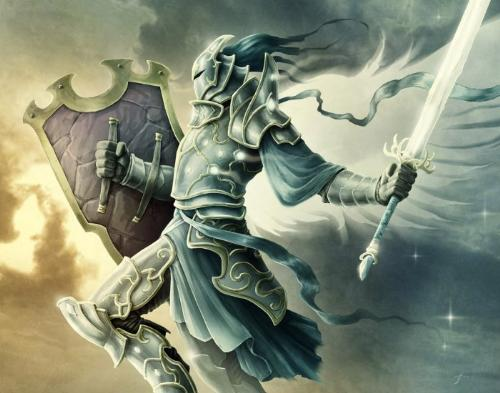 Celestial Gods - And once upon a time the Gods waged battle.
