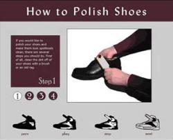 How often do you polish your shoes?? - I'm so lazy to do that... what about you?