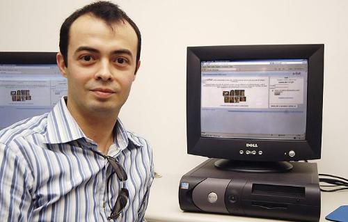Richest man by 2009 - A photograph of Orkut that I received through email today!!