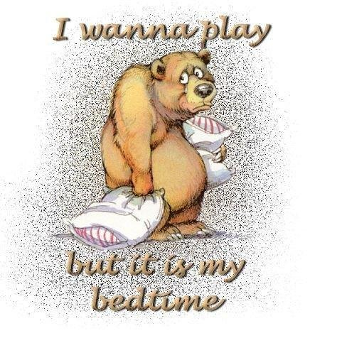 Goodnight - Goodnight, its bed time :)