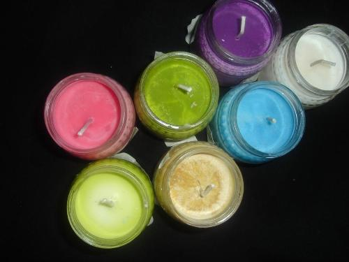 candles - scented candles