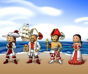 Puzzle Pirates... - Puzzle Pirates...