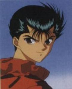 Yusuke Urameshi - Yusuke Urameshi (anime image)