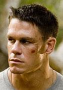 John cena  - Cena is world famous wrestler..