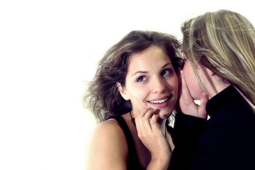Friends - Friends whispering