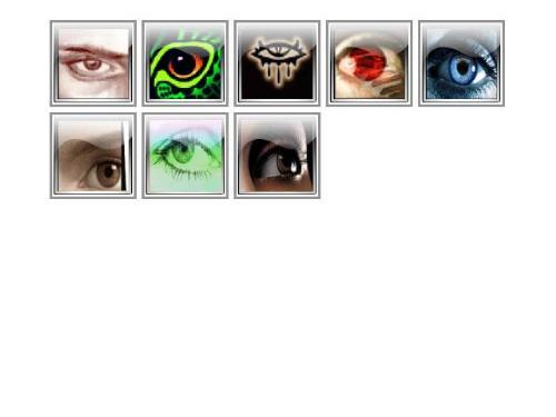 Eyes... - Eyes...