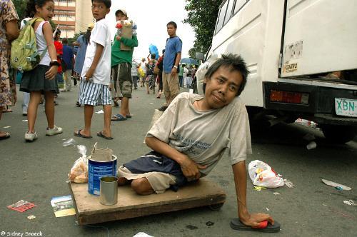 beggar - beggar on the street
