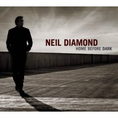 Neil Diamond's new album Home Before Dark - Neil Diamond makes it to No. 1 on American Billboard chart with his new album Home before Dark