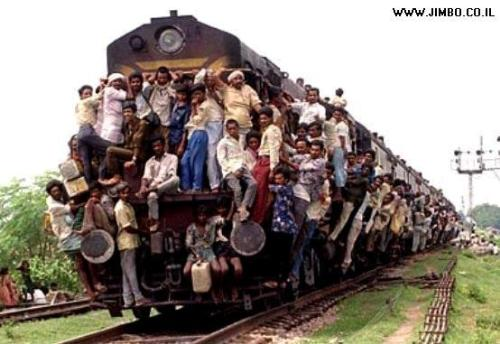 Indian Railways - Indian Railways the biggest social carrier in this world.