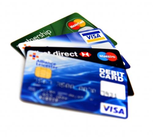 credit card - various credit card