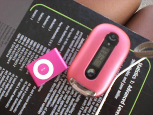 phone n ipod - my phone and ipod