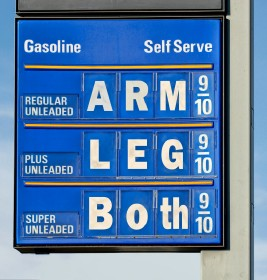 Gas Prices - The truth about rising gas prices.