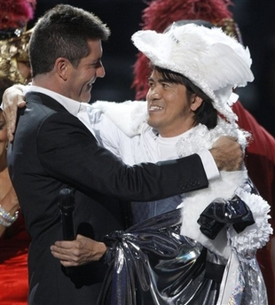 Reynaldo Lapuz - he love Simon