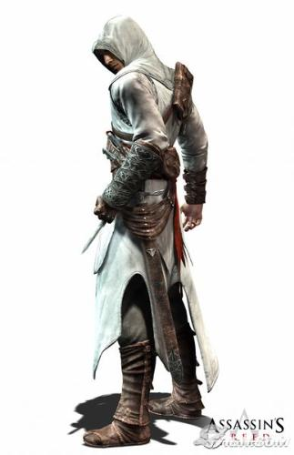 assassins creed - the assassin himself