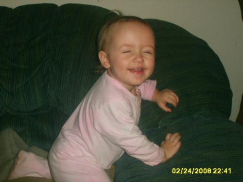 My lil one savannah I just love her to death - my lil girl!!!