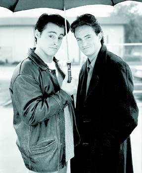 Joey or Chandler? - joey,chandler...who's funnier ?