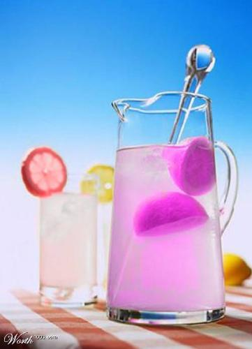 pink lemonade - oh oh how yummy