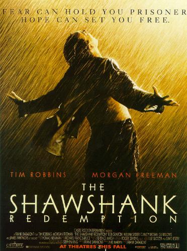 shawshank redemption - isnt it the best film ever made ????