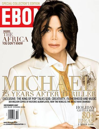 Michael Jackson - Michael Jackson Ebony