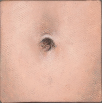 Belly Button - This is a picture of a belly button.