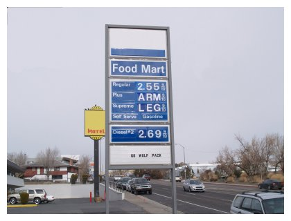 Gas prices, are they really that high? - Well, this sort of says it all about gas prices, now doesn't it?